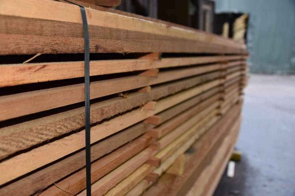 We Have Several Timber Species Available That We Recommend To Use For  Cladding. These Include Western Red Cedar, Siberian Larch, ThermoWood And  Iroko.