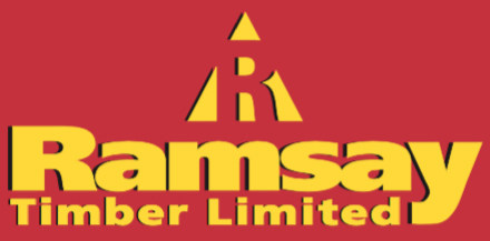 ramsay timber logo